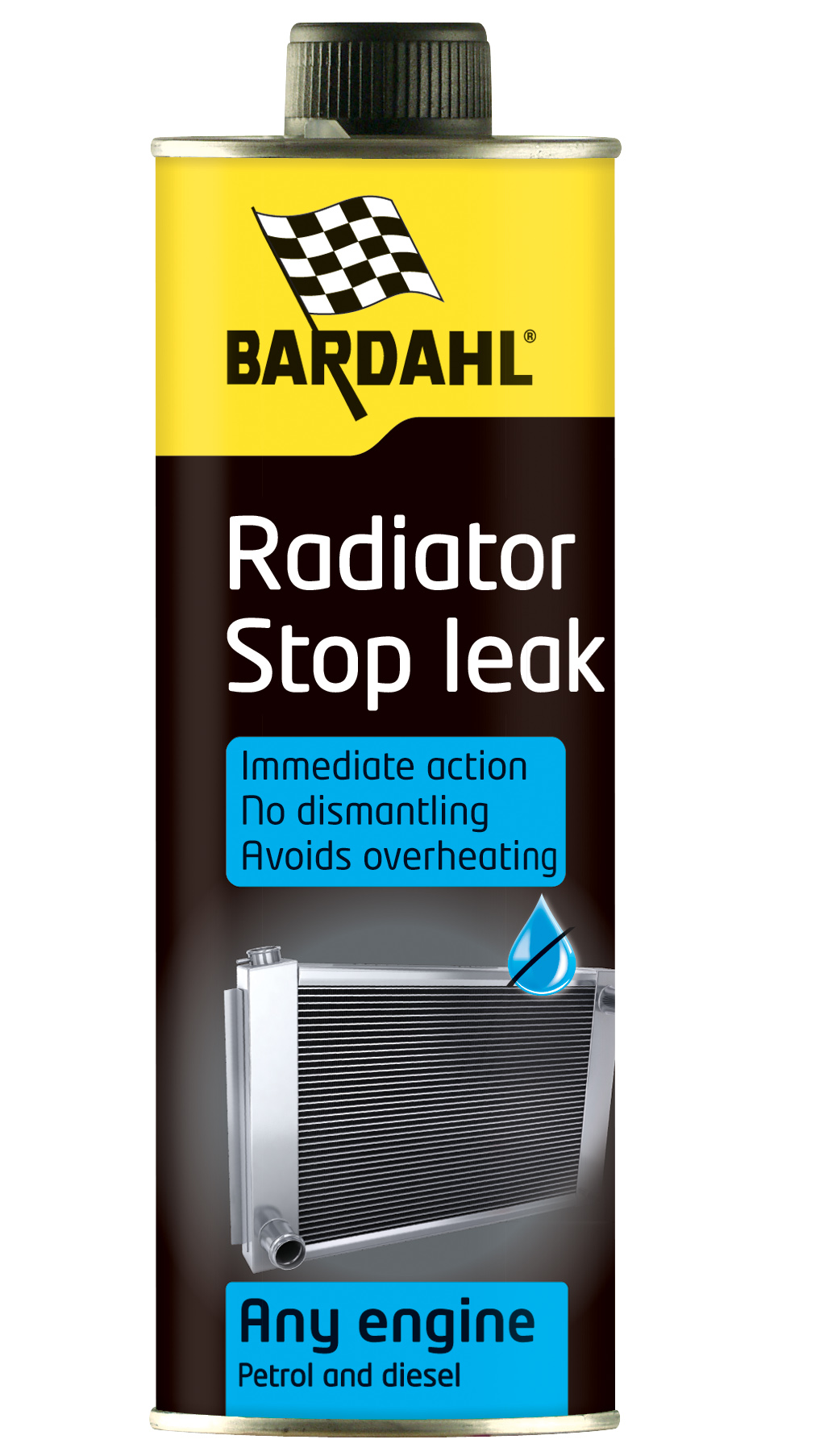 RADIATORSTOPLEAK